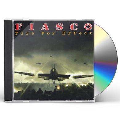 Fiasco FIRE FOR EFFECT CD
