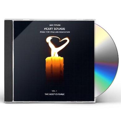 Dan Pound HEART SOUNDS (THE DEEP EXPANSE) 1 CD