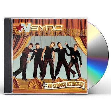 *NSYNC NO STRINGS ATTACHED CD