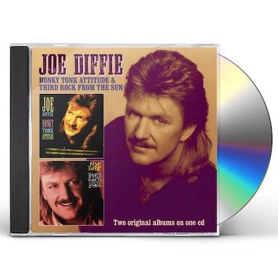Joe Diffie HONKY TONK ATTITUDE / THIRD ROCK FROM THE SUN CD