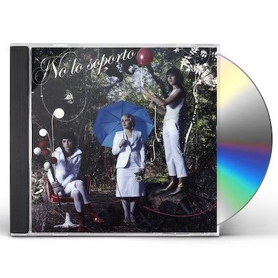 NO LO SOPORTO CD