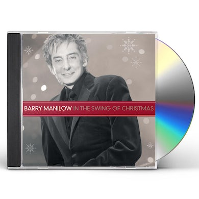 Barry Manilow IN THE SWING OF CHRISTMAS CD