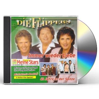 Die Flippers IMMER WIEDER LIEBE CD
