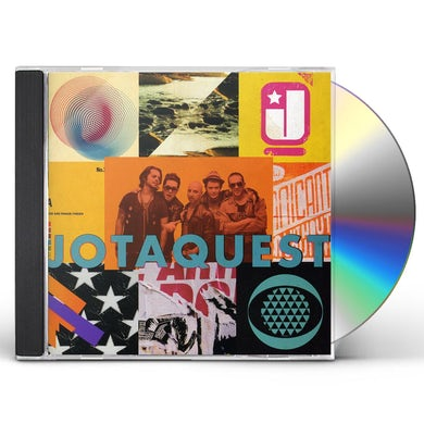 Jota Quest DIAS MEJORES CD