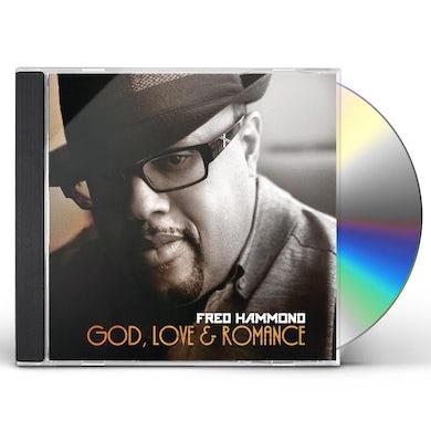 Fred Hammond God, Love & Romance CD