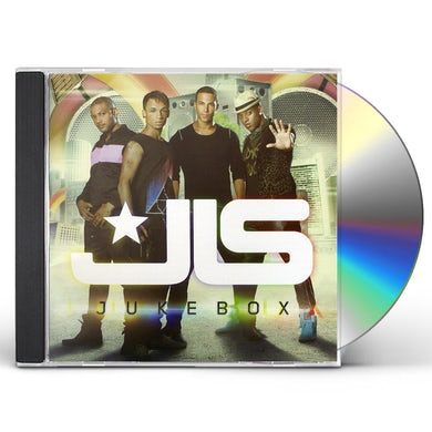JLS JUKEBOX CD