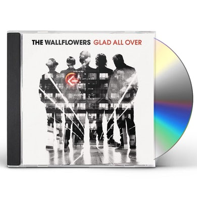 Wallflowers GLAD ALL OVER CD