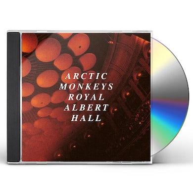 ARCTIC MONKEYS LIVE AT THE ROYAL ALBERT HALL CD