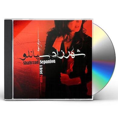 Shahrzad Sepanlou BRIEF PAUSE (VAGHFEYE KOOTAH) CD
