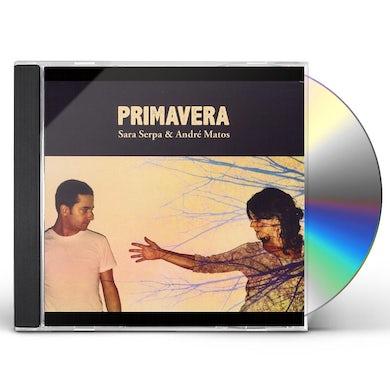 Sara Serpa PRIMAVERA CD