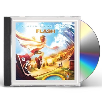 Flash FINDING THE LIGHT CD