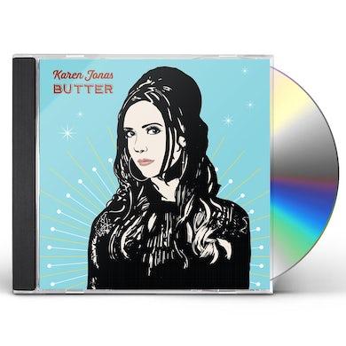 Karen Jonas BUTTER CD