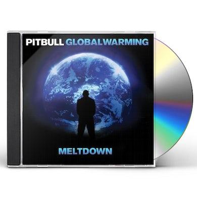 Pitbull GLOBAL WARMING: MELTDOWN CD