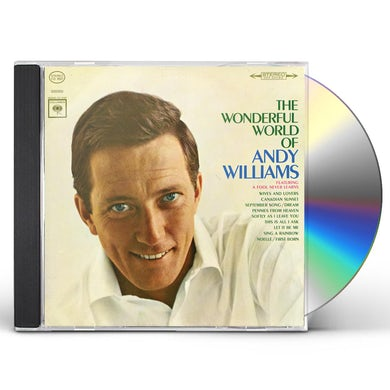 WONDERFUL WORLD OF ANDY WILLIAMS CD