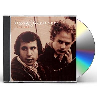 Simon & Garfunkel LIVE 1969 CD