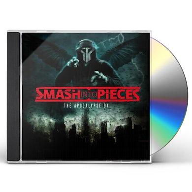 SMASH INTO PIECES APOCALYPSE DJ CD