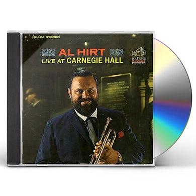 Al Hirt LIVE AT CARNEGIE HALL CD