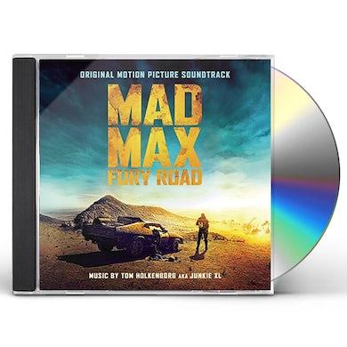 Junkie XL MAD MAX: FURY ROAD CD