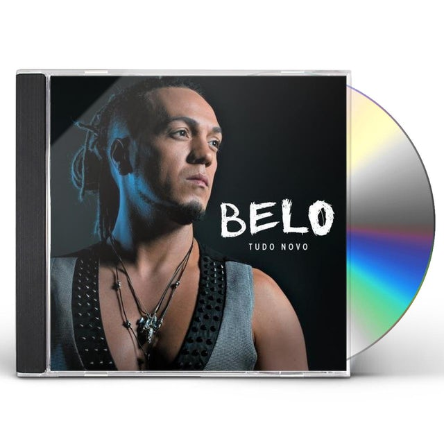 Belo TUDO NOVO CD