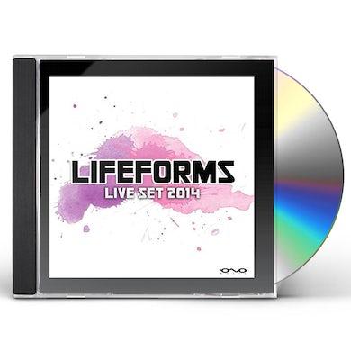 LIVE SET 2014 CD
