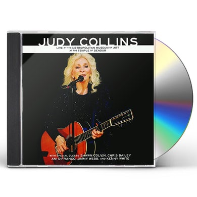 Judy Collins LIVE AT THE METROPOLITAN MUSEUM OF ART CD