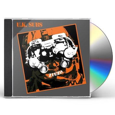 U.K. Subs ZIEZO CD
