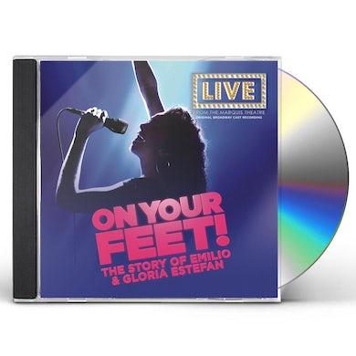 Original Cast  On Your Feet (OCR) CD