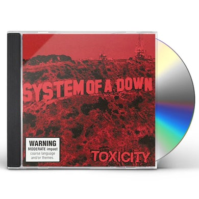 System Of A Down TOXICITY (GOLD SERIES) CD