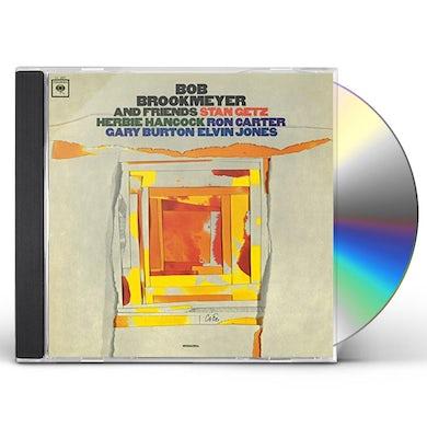 BOB BROOKMEYER & FRIENDS CD