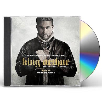 Daniel Pemberton KING ARTHUR: LEGEND OF THE SWORD / Original Soundtrack CD