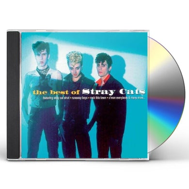 BEST OF STRAY CATS (GOLD SERIES) CD