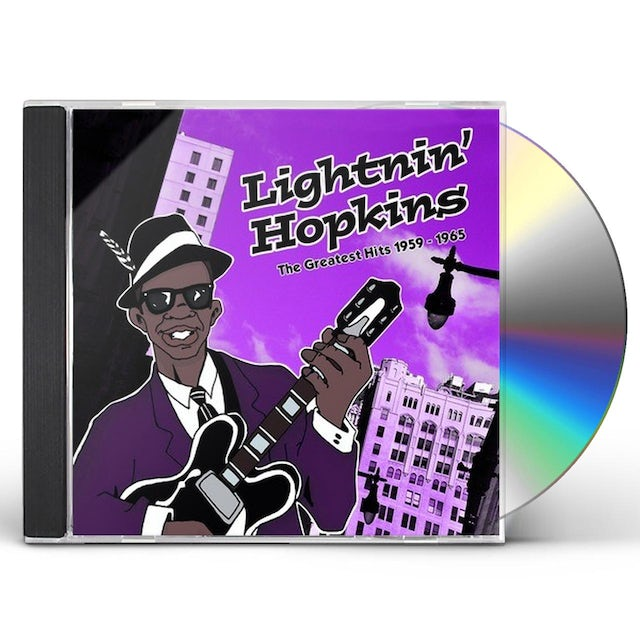 Lightnin Hopkins GREATEST HITS 1959 - 1965 CD