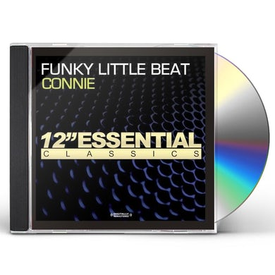 Connie FUNKY LITTLE BEAT CD