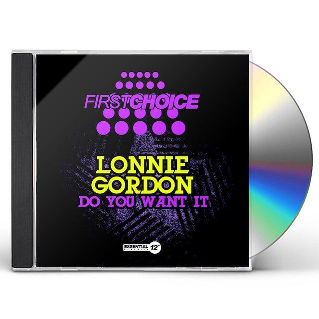 Lonnie Gordon