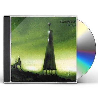 Sula Bassana NIGHT CD