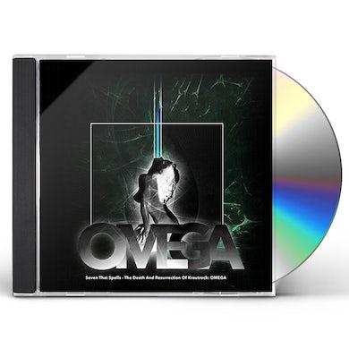 Seven That Spells DEATH AND RESURRECTION OF KRAUTROCK: OMEGA CD