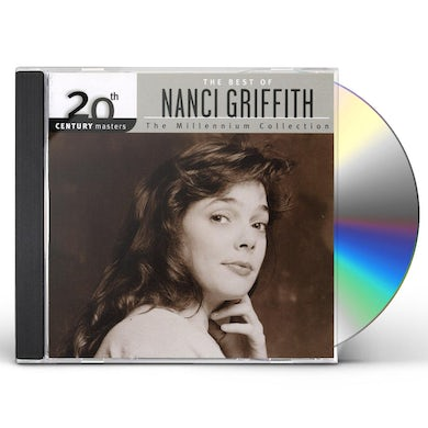Nanci Griffith 20TH CENTURY MASTERS: MILLENNIUM COLLECTION CD