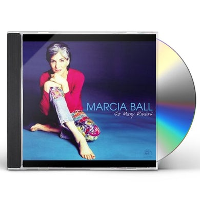 Marcia Ball SO MANY RIVERS CD