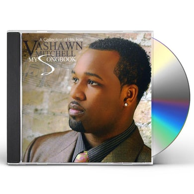 Vashawn Mitchell MY SONGBOOK CD