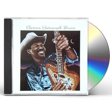 Clarence Gatemouth Brown BLACKJACK CD