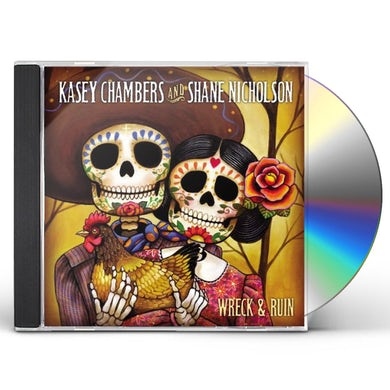 Kasey Chambers / Shane Nicholson WRECK & RUIN CD