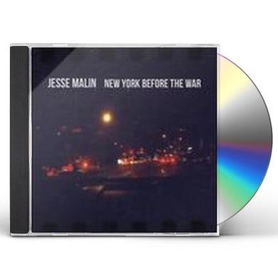 Jesse Malin NEW YORK BEFORE THE WAR CD