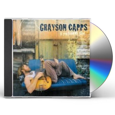 Grayson Capps IF YOU KNEW MY MIND CD