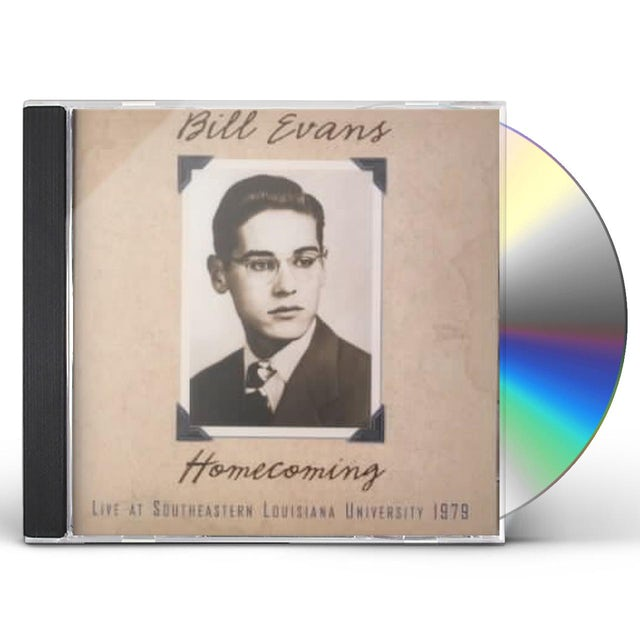 Bill Evans HOMECOMING CD