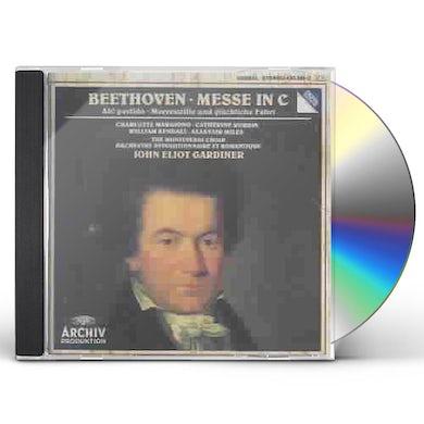 Ludwig van Beethoven Mass In C, Opus 86; Ah! Perfido CD