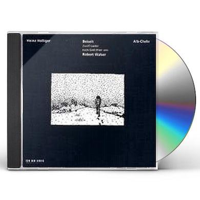 Heinz Holliger BEISET ALB-CHEHR CD