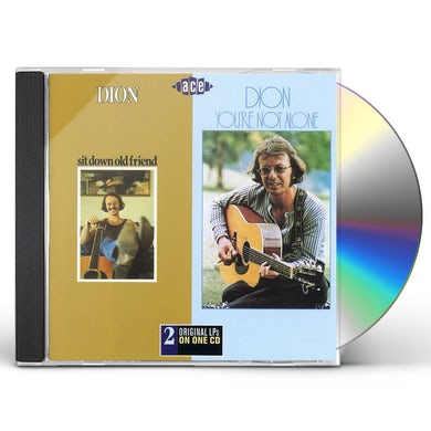 Dion YOU'RE NOT ALONE CD