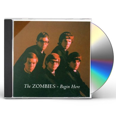 The Zombies BEGIN HERE - PLUS CD