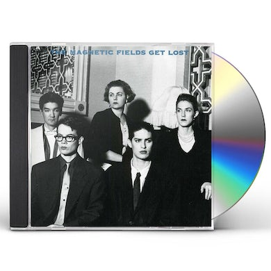 The Magnetic Fields GET LOST CD