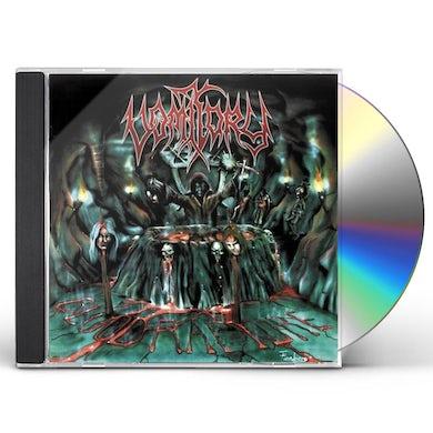 Vomitory BLOOD RAPTURE CD